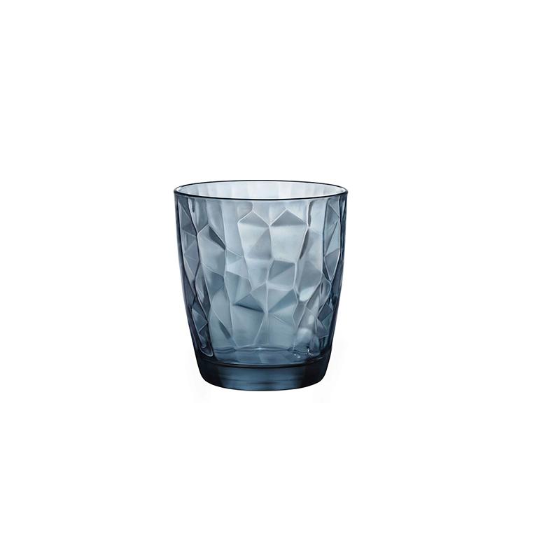 6 Vasos Azules 30cl