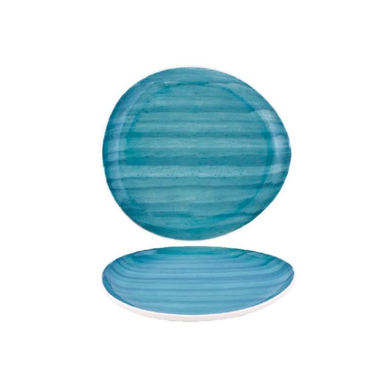 Fuente 27x25cm Aqua