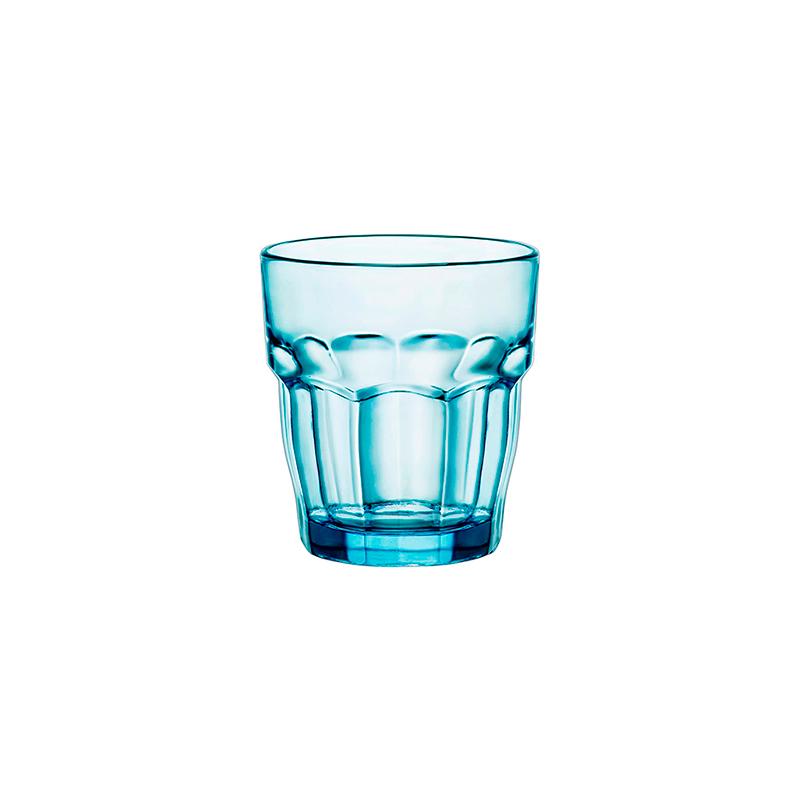 6 Vasos RockBar Azul 27cl