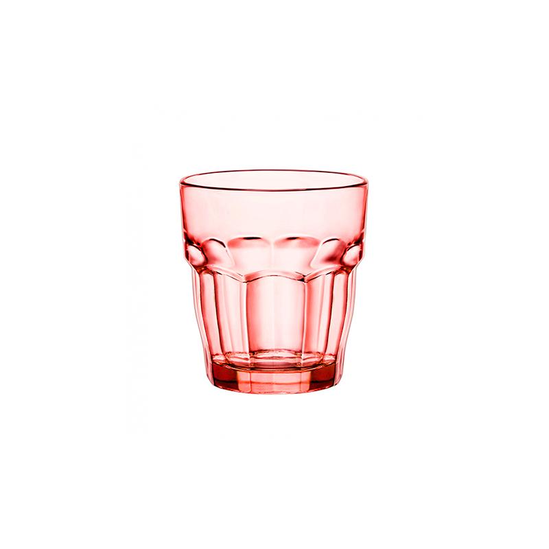 6 Vasos RockBar Rose 27cl